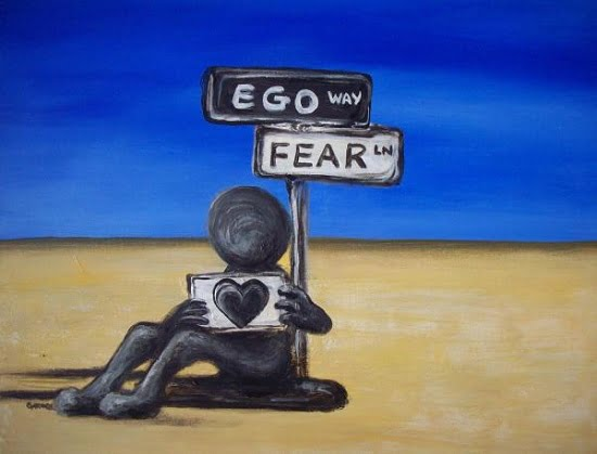 Ego-fear-and-love
