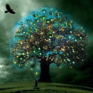 cosmoenergetics training 4th block tree image